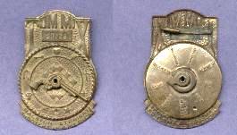 Tom Mix Badge