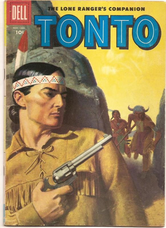 The Lone Ranger companion
