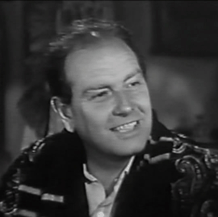 Parley Baer as Herb Darby in the Tutti-Frutti episode of Ozzie and Harriet from December 1957