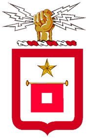 U.S. Army Signal Corps Coat of Arms