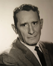Victor Jory circa 1954