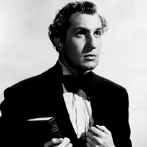 Vincent Price as Joseph Smith in 1940's Brigham Young