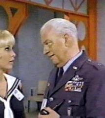 Vinton Hayworth as Gen. Winfield Schaeffer in I Dream of Jeannie (1970)