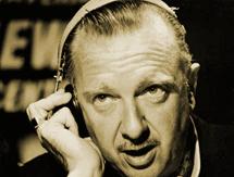 Walter Cronkite circa 1960