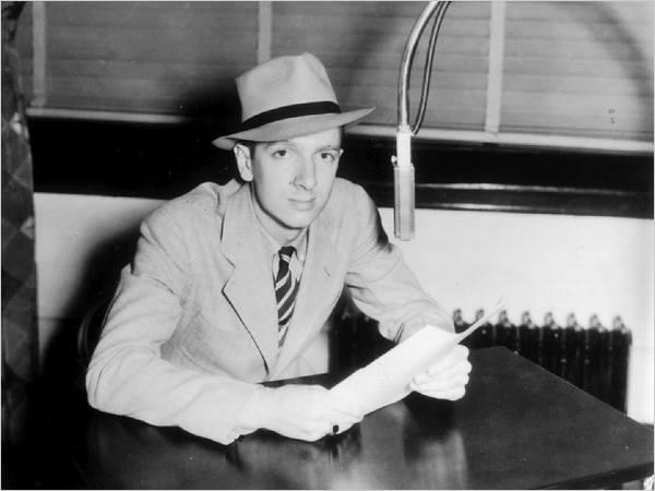 Actor  Walter Cronkike