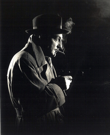 Warren William publicity still for The Lone Wolf from 1940