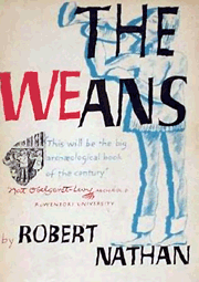Robert Nathan turned his three Harper's Magazine article on the Weans into a 1960 novel.