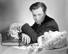 Orson Welles, ca. 1937