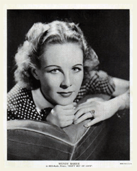 Wendy Barrie ca. 1943