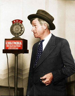 Will Rogers on CBS Radio