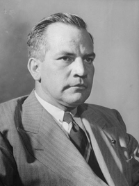 William B. Lewis circa 1942