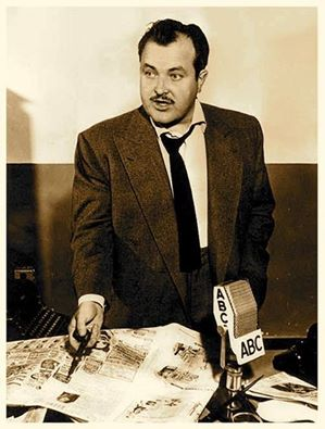 William Conrad (Mr. Dillon on Radio