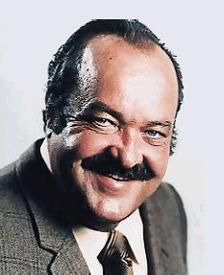 Bill Conrad, ca. 1972