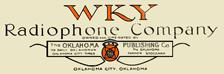 WKY Radiophone letterhead from 1928