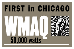 Destination Freedom was produced in house by--and broadcast exclusively over--Chicago's WMAQ