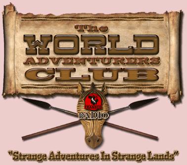 The World Adventurers Club Radio Program