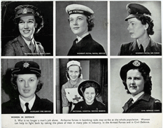 Great Britain's Women in Defence.