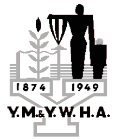 Design marking the 75th Anniversary of the Y.M & Y.W. H.A.