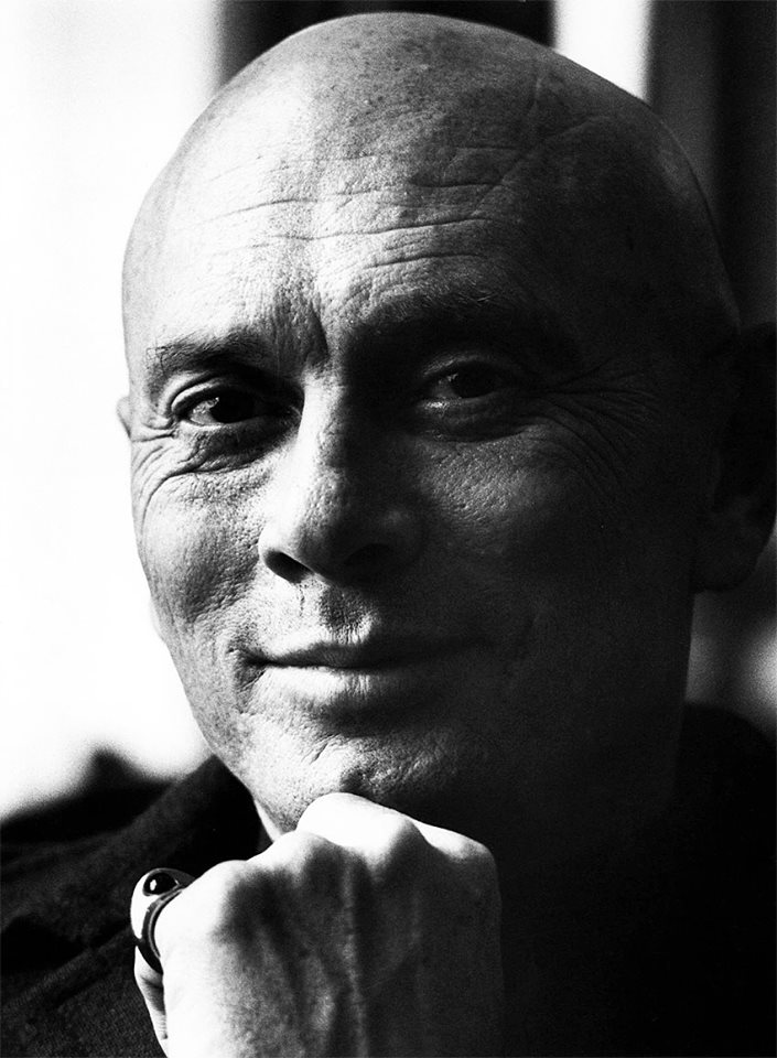 Yul Brynner actor in Jack Benny Program